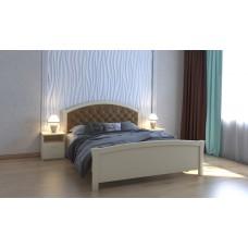 Деревянная кровать Анжелика Люкс
