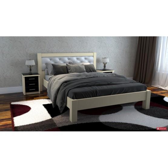 Деревянная кровать Натали Люкс