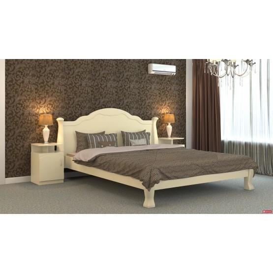 Деревянная кровать Татьяна Элегант