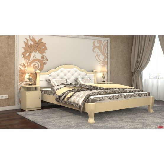 Деревянная кровать Татьяна Элегант Люкс
