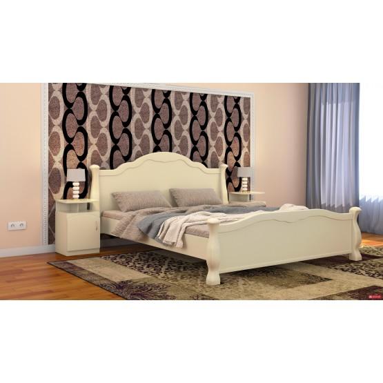 Деревянная кровать Татьяна