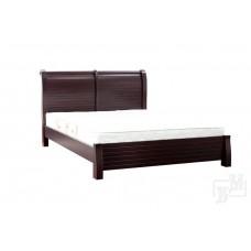 Деревянная кровать Адель 2