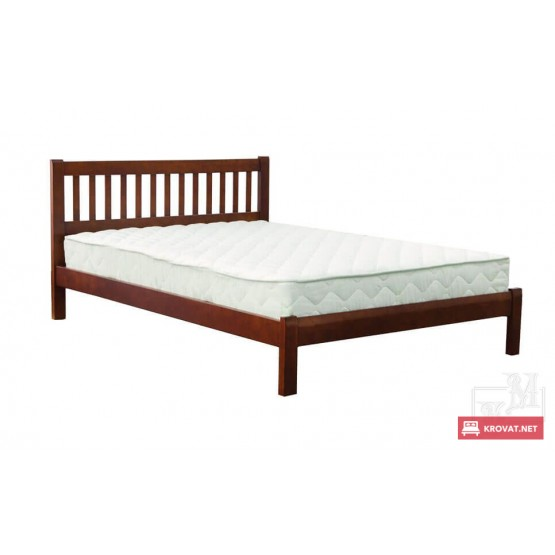 Деревянная кровать Альбина