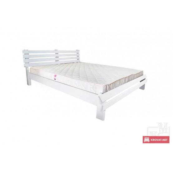 Деревянная кровать Беата