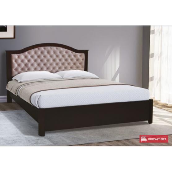 Деревянная кровать Анастасия М 2