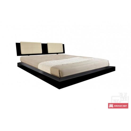 Деревянная кровать Агата