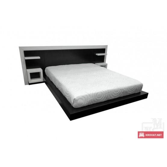 Деревянная кровать Стелла