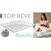 Тонкий матрас-топпер TOP REVE Famille / Топ Рев Фэмили ➤ ТМ Simpler ➤ матрасы для дивана № 4