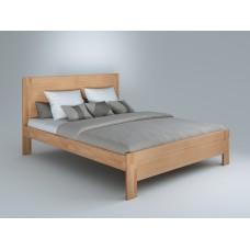 Деревянная кровать ЛЕОНА ТМ ТеМП