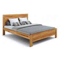 Деревянная кровать ЛЕОНА ТМ ТеМП (цельный и срощеный щит бука)