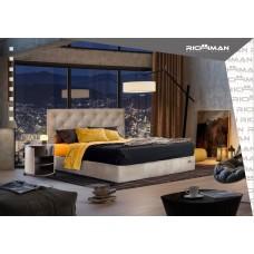 Мягкая кровать БРИСТОЛЬ
