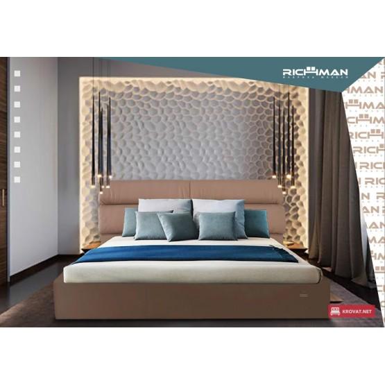 Мягкая кровать ЭДИНБУРГ