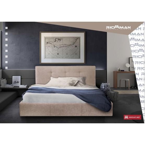 Мягкая кровать МАНЧЕСТЕР