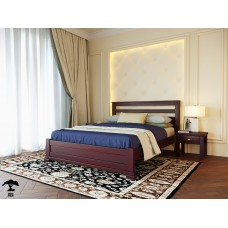 Деревянная кровать Лорд