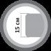 Ортопедический беспружинный матрас SLIM ROLL / Слим Ролл ТМ Take&Go № 7