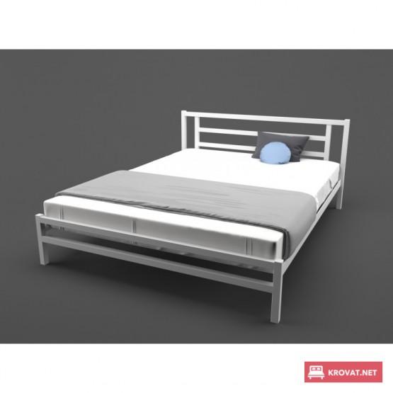 Металлическая кровать Берта