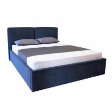 Кровать БРЕНДА МЕЛБИ мягкая полуторная, двуспальная ★ размерный ряд - от 120х190 см ★ подъемный механизм (опционально)