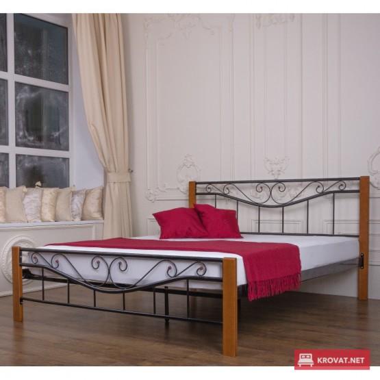 Металлическая кровать Эмили