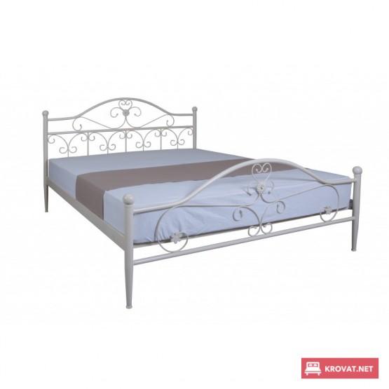 Металлическая кровать Патриция