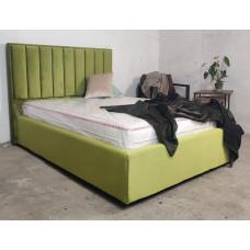 Кровать в мягкой обивке АРАБЕЛЛА тм NBB с подъемным механизмом