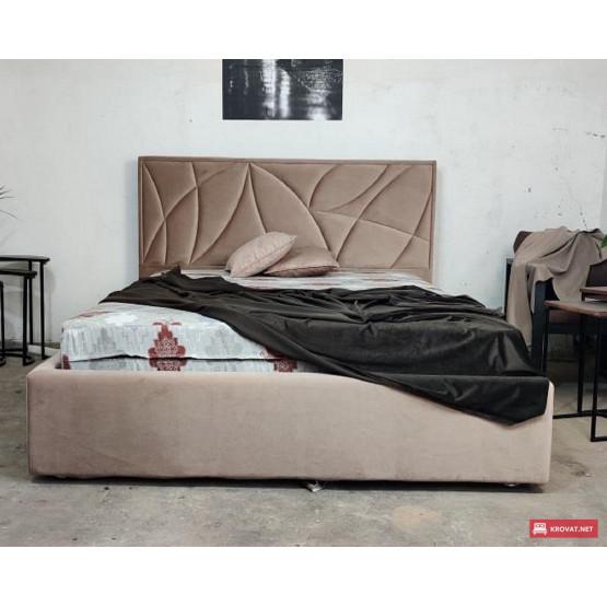Подъемная кровать АВРОРА тм NBB со съемной мягкой обивкой