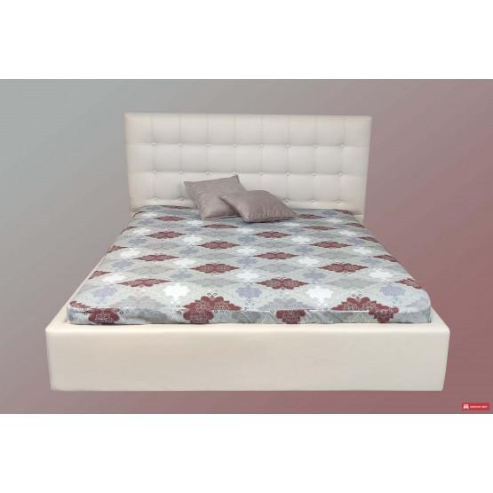 Мягкая кровать БРИТАНИЯ тм NBB с подъемным механизмом (обивка съемная)