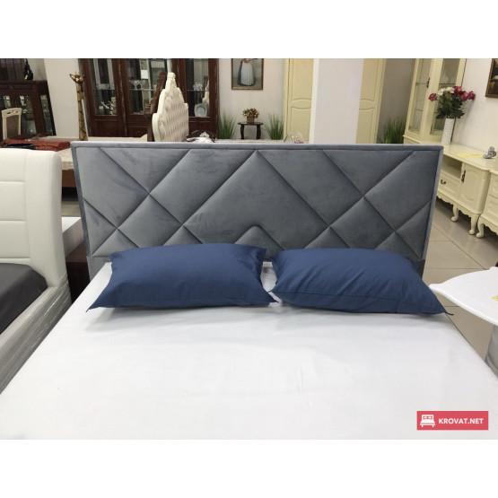 Мягкая кровать ДРАКАР тм NBB с подъемным механизмом и высоким изголовьем