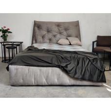 Кровать с мягким изголовьем МАЙФЛАУЭР тм NBB с подъемным механизмом (газ-лифт, обивка съемная)