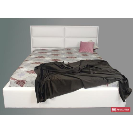 Мягкая подъемная кровать САНТА-МАРИЯ тм NBB с нишей для белья и съемной обивкой