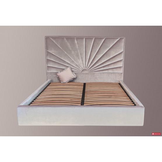 Мягкая кровать САНРАЙЗ тм NBB с подъемным механизмом