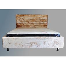 Мягкая кровать УАЙТ СТАР тм NBB с подъемным механизмом (газ-лифт)