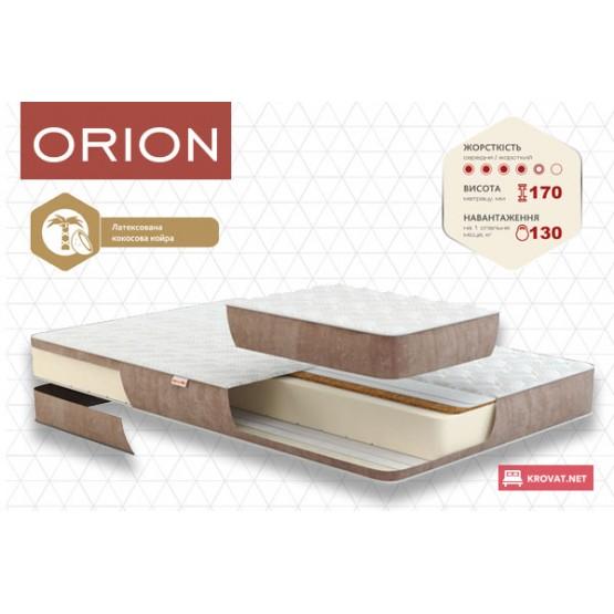 Беспружинный ортопедический матрас ORION/Орион ТМ Infinity Come-For