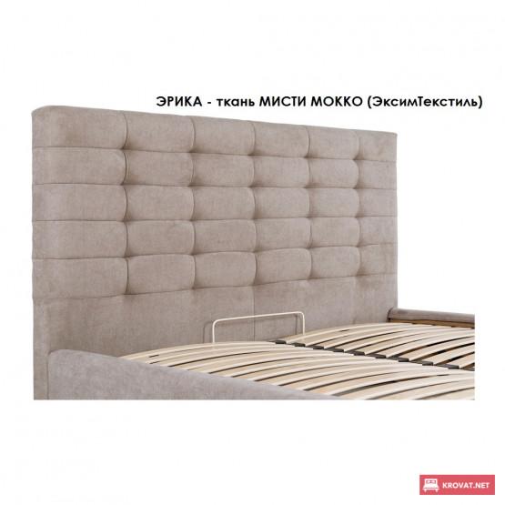 Мягкая двуспальная кровать ЭРИКА Richman ➤ с подъемным механизмом (опционально) ➤ от 140х190 см