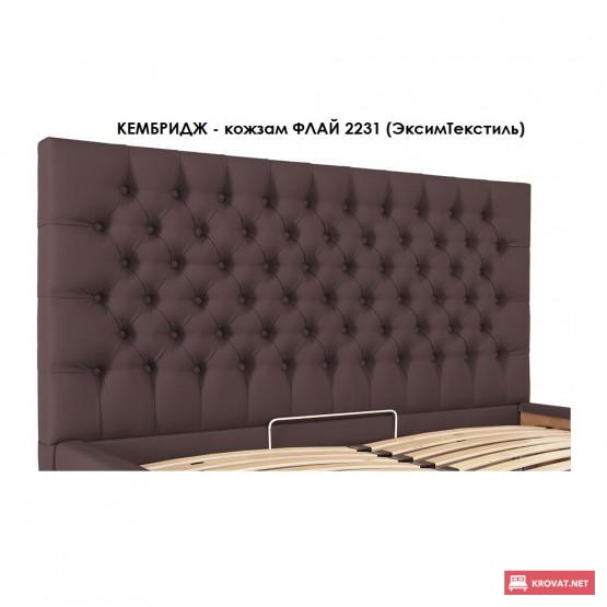 Мягкая кровать КЕМБРИДЖ Richman ➤ размерный ряд - от 90х190 см ➤ односпальная    двуспальная    полуторная