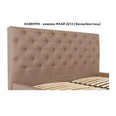 Кровать КОВЕНТРИ тм Richman в мягкой обивке ➤ размерный ряд - от 120х190 см ➤ полуторные    двуспальные