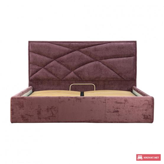 Кровать ЛУИЗА Richman мягкая двуспальная ➤ размерный ряд - от 140х190 см