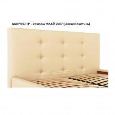 Кровать МАНЧЕСТЕР тм Richman мягкая ➤ размерный ряд - от 90х190 см ➤ односпальные    полуторные    двуспальные