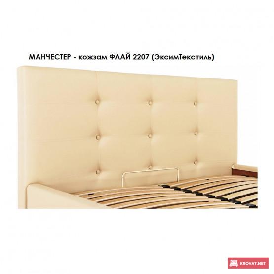 Кровать МАНЧЕСТЕР тм Richman мягкая ➤ размерный ряд - от 90х190 см ➤ односпальные || полуторные || двуспальные