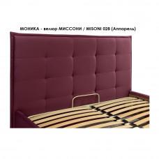 Кровать в мягкой обивке МОНИКА тм Richman ➤ размерный ряд - от 120х190 см ➤ полуторные || двуспальные