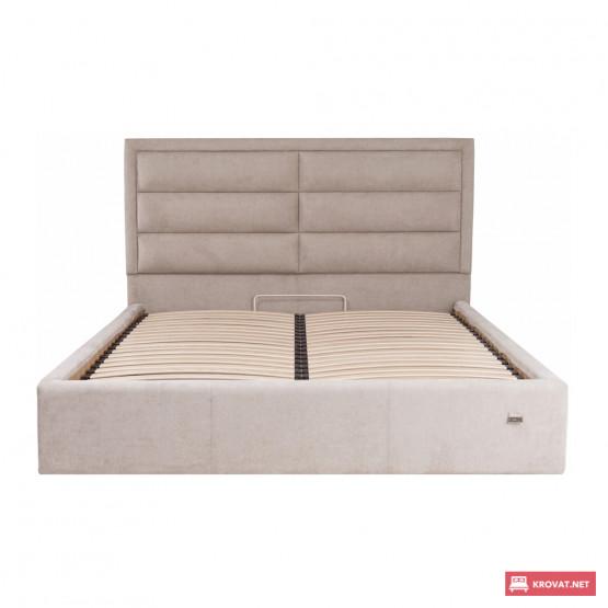 Мягкая двуспальная кровать ОРЛАНДО Richman ➤ с подъемным механизмом (опционально) ➤ от 140х190 см