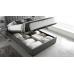 Кровать САНАМ Richman в мягкой обивке ➤ размерный ряд - от 90х190 см ➤ односпальная    двуспальная    полуторная № 3