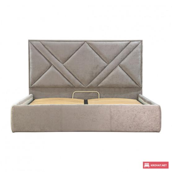 Кровать ВИКТОРИ Richman в мягкой обивке двуспальная ➤ размерный ряд - от 140х190 см