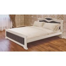 Деревянная кровать Жемчужина