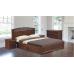 Деревянная кровать Симфония № 4