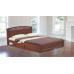 Деревянная кровать Симфония № 2